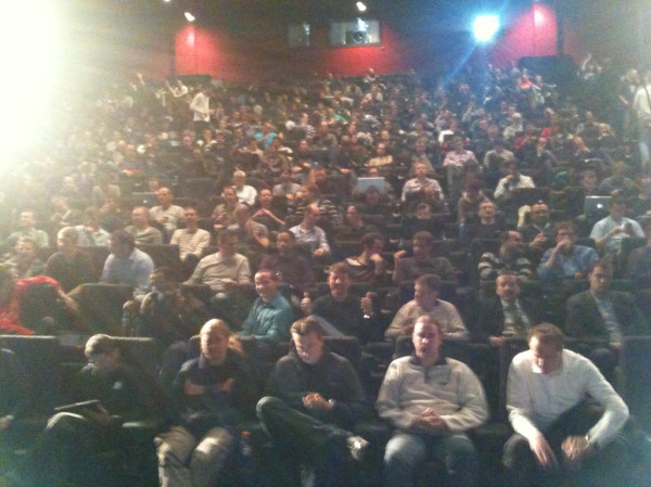 Devoxx audience